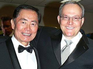 Star Trek's George Takei Gets Married