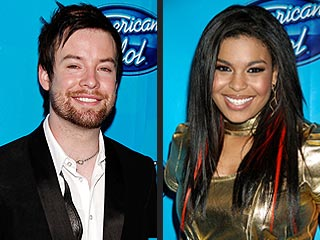 Jordin Sparks to David Cook: Get Some Sleep