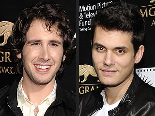 Josh Groban on John Mayer's Sex Appeal: He's Got 'Tude