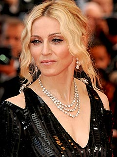 Emotional Madonna Screens Documentary at Cannes