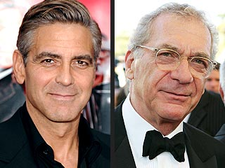 George Clooney Pays Tribute to Sydney Pollack