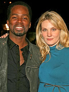 Lost's Harold Perrineau Welcomes a Baby Girl
