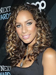 Leona Lewis Shows Off Ring – But Still 'Not Engaged'