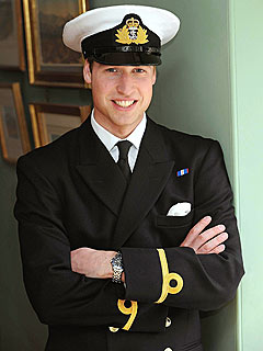 Prince William Inspired to Follow in His Mom's Footsteps
