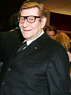 Yves Saint Laurent Remembered at Funeral in Paris