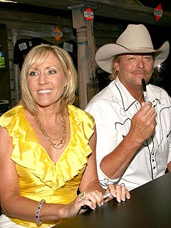 Move Over, Alan Jackson: Wife Denise Has Fans to Greet