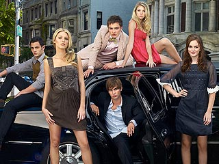 Gossip Girl Leads Nods for Teen Choice Awards