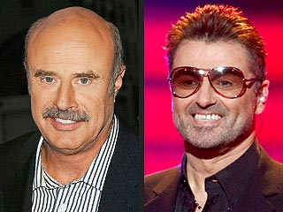 George Michael Calls Out Dr. Phil At Concert