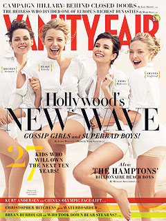 Blake Lively Spearheads Hollywood's New Wave