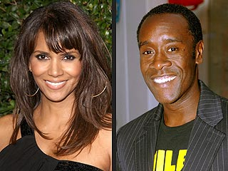 Halle Berry Reveals 'What You Don't Know About Don Cheadle'