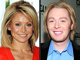 Kelly Ripa Says Clay Aiken Will 'Be a Great Father'