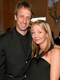 Tony Hawk and His Wife Have a Baby Girl