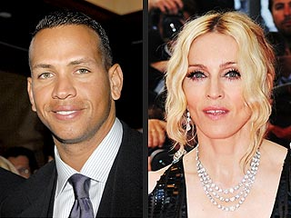 A-Rod Spends Thanksgiving With Family and Madonna
