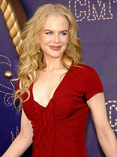 Nicole Kidman Makes a Post-Baby Outing