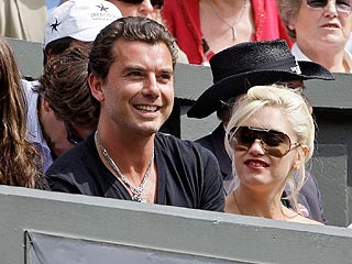 Wimbledon Gets Shot of Glamour from Gwen and Gavin