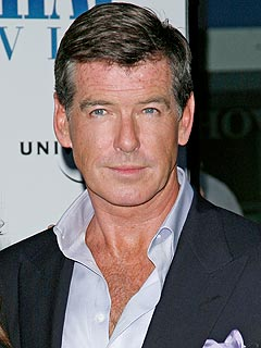 Pierce Brosnan Favors Charlize as Costar, Obama as President