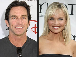 Jeff Probst to Kristin Chenoweth: I'm Not Engaged