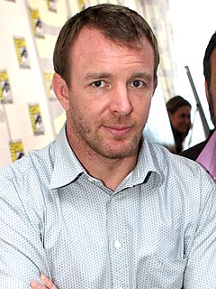 Guy Ritchie 'Doesn't Have to Fake It Anymore'