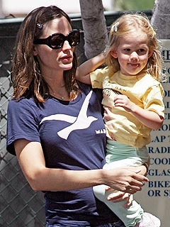 Pregnant Jennifer Garner the 'Perfect Mom'