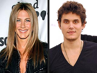 Jennifer Aniston & John Mayer in L.A.: Just Friends?