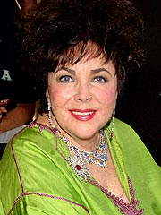 Rep: Elizabeth Taylor 'Is Fine'