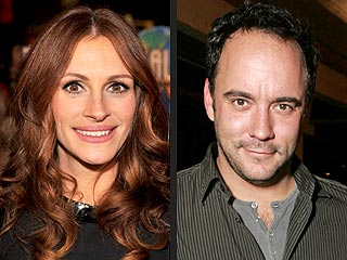 Julia Roberts to Host Dave Matthews Charity Concert