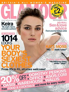 Keira Knightley: I Got Drunk for My Fair Lady Audition