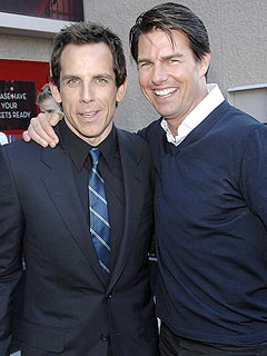 Ben Stiller: Tom Cruise 'Has Moves' in Tropic Thunder