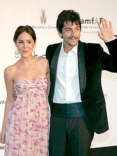 Diego Luna's Son Is 'One Thing that Matters'