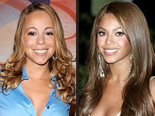 Mariah Carey, Beyoncé Unite For Charity Record