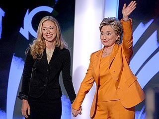 QUOTED: Hillary Clinton 'Very Excited' for Chelsea's Wedding