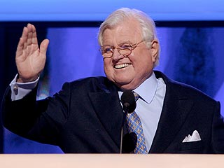 Ted Kennedy Seeks Successor for Senate Seat, In Case