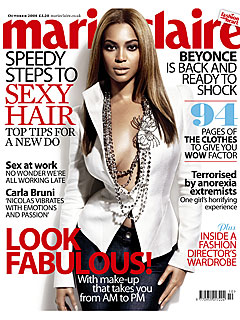 Beyoncé: 'I Wanna Be Iconic'