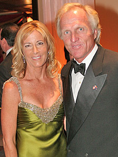 Greg Norman: It's Easy to Be Happy