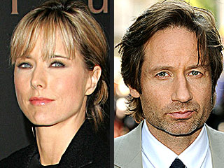 David Duchovny & T&#233;a Leoni Separated &#39;For Several Months&#39;