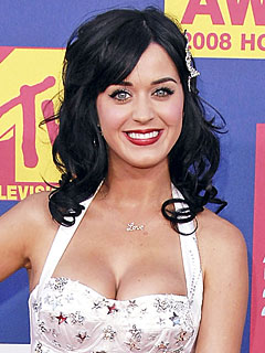 Katy Perry Dishes on Her Vegas Wedding