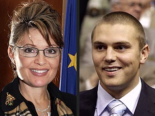 Sarah Palin's Son Leaves for Iraq