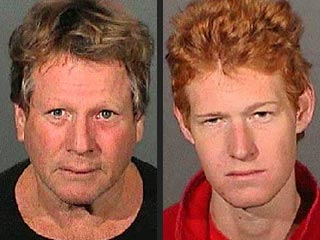 Ryan O'Neal and Son Arrested for Alleged Drug Possession