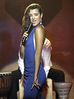 Cote de Pablo Goes Glam for NCIS Premiere Episode