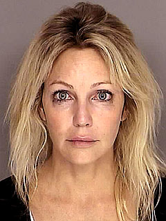 Heather Locklear Arrested on DUI Charge