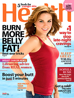 Sophia Bush: 'Even Skinny Girls Have Cellulite'