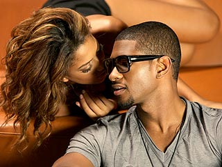 PHOTOS: Usher to Debut New Video