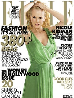 Nicole Kidman Says Being an Older Mom Is 'A Painful Love'