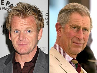 Gordon Ramsay 'Upset' By Prince Charles's Pies