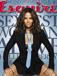 PHOTO: Esquire's New Sexiest Woman: Halle Berry!
