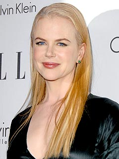 Nicole Kidman Steps Out for Elle's Women in Hollywood Tribute