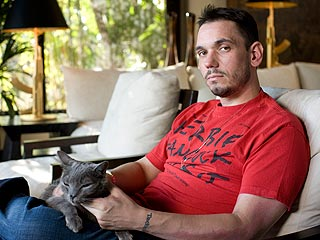 DJ AM: 'I Jumped Through a Fireball'
