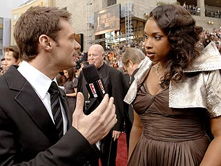 Ryan Seacrest on Jennifer Hudson: 'She's a Strong Girl'