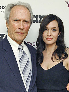 Angelina Jolie's (Surprise!) Tribute to Clint Eastwood