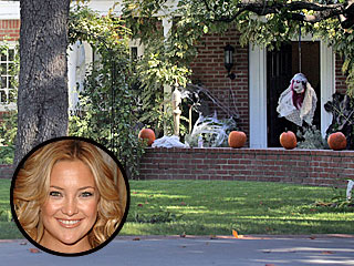 Kate Hudson's A-List Halloween Bash